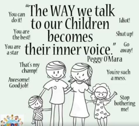 kids inner voice