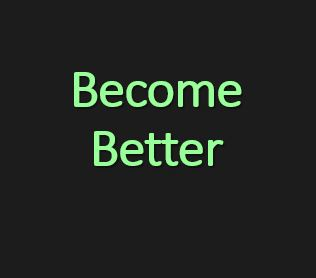 Become better square