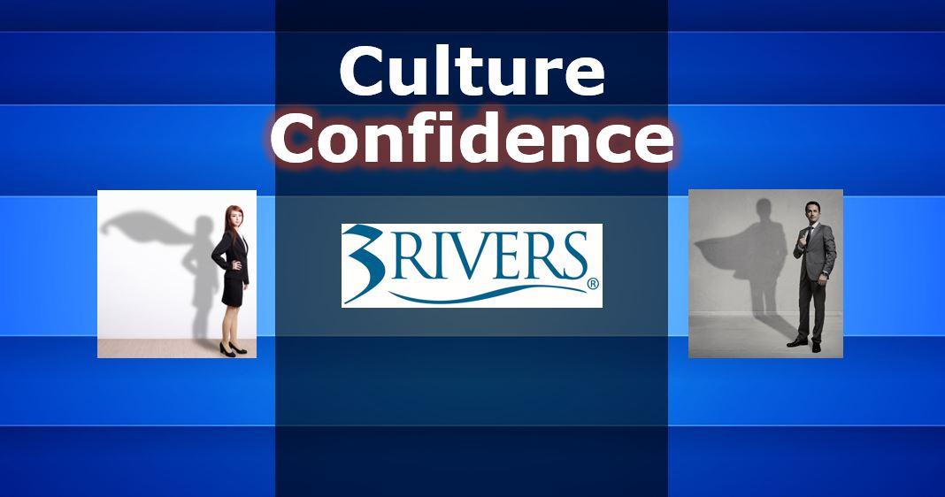 Culture Confidence main screen