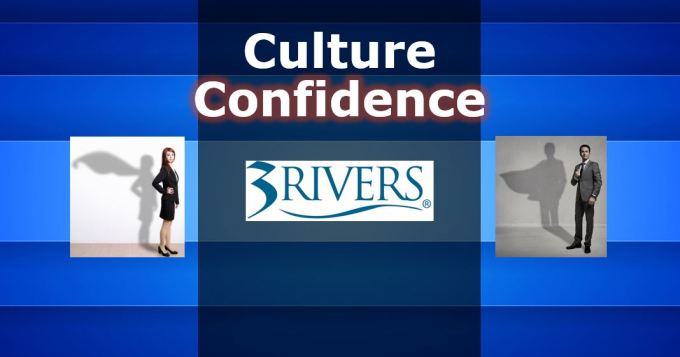 Culture Confidence main screen