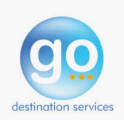 GO Destination Services logo